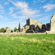 Irish Ruins Cashel - Stock Photo