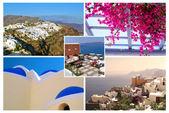 Beautiful Santorini — Stock Photo
