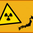 Radiation risk - Stock Photo