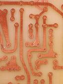 Circuit plate — Stock Photo
