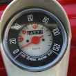 Oldtimer small dashboard — Stock Photo #6519842