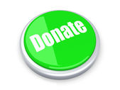 Donate Button — Stock Photo