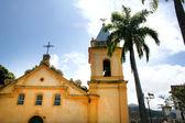 Church in Sao Sebstiao — Stock Photo