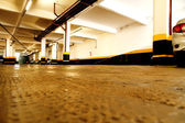 Garage — ストック写真