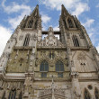 Stock Photo: Cathedral of Regensburg