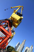 A Crane — Stock Photo