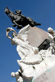 Monument of Bartolome Mitre in Buenos Aires — Stock Photo