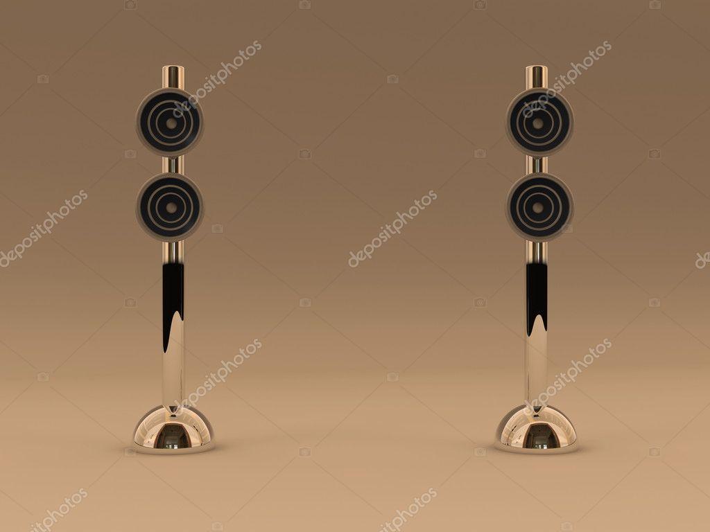 design speakers — stock photo © spectral #5899312