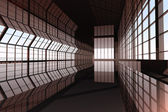 Hallway Architecture — Stock Photo