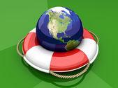 Mundos vida correia — Foto Stock