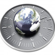 World Time — Foto Stock