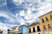 Buildings in Salvador — Stock Photo