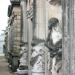 Cemetery  of Recoleta - Foto Stock