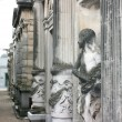 Stock Photo: Cemetery of Recoleta