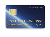 Kreditkarte — Stockfoto