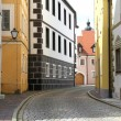 Old town in Neuburg an der Donau - Stock Photo