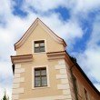 Historic building in Neuburg an der Donau - Stock Photo