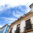 Buildings in Salvador - Stock Photo