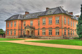 An HDR image of seventeenth century stately home Tredegar Hous — Stock Photo