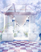Gateway to Heaven — Stock Photo