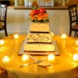 Wedding cake - 1 — Stock Photo #6142395