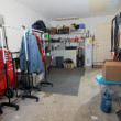 Garage Storage - 1 - Stock Photo