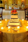 Wedding cake - 1 — Stock Photo
