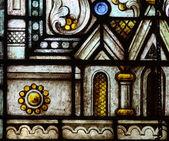 Vitray pencere — Stok fotoğraf