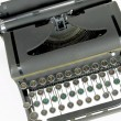 Stock Photo: Imagination typewriter