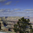 Royalty-Free Stock Photo: View of the Grand Canyon