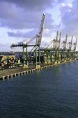 Port of Colon Panama — Stock Photo