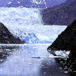 Sawyer Glacier — Stock Photo