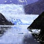 Sawyer Glacier — Stock Photo