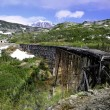 Old Train Trestle — Stock Photo