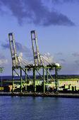Puerto de colón panamá — Foto de Stock