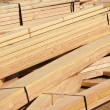 Stock Photo: Abstract of Construction Wood Stack