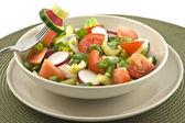Salátová mísa — Stock fotografie