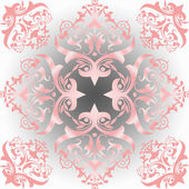Floral pattern background — Stock Photo