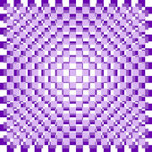 Purple and white checktered pattern — Stock Photo