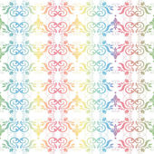 Coloridos patrones florales sin fisuras — Foto de Stock
