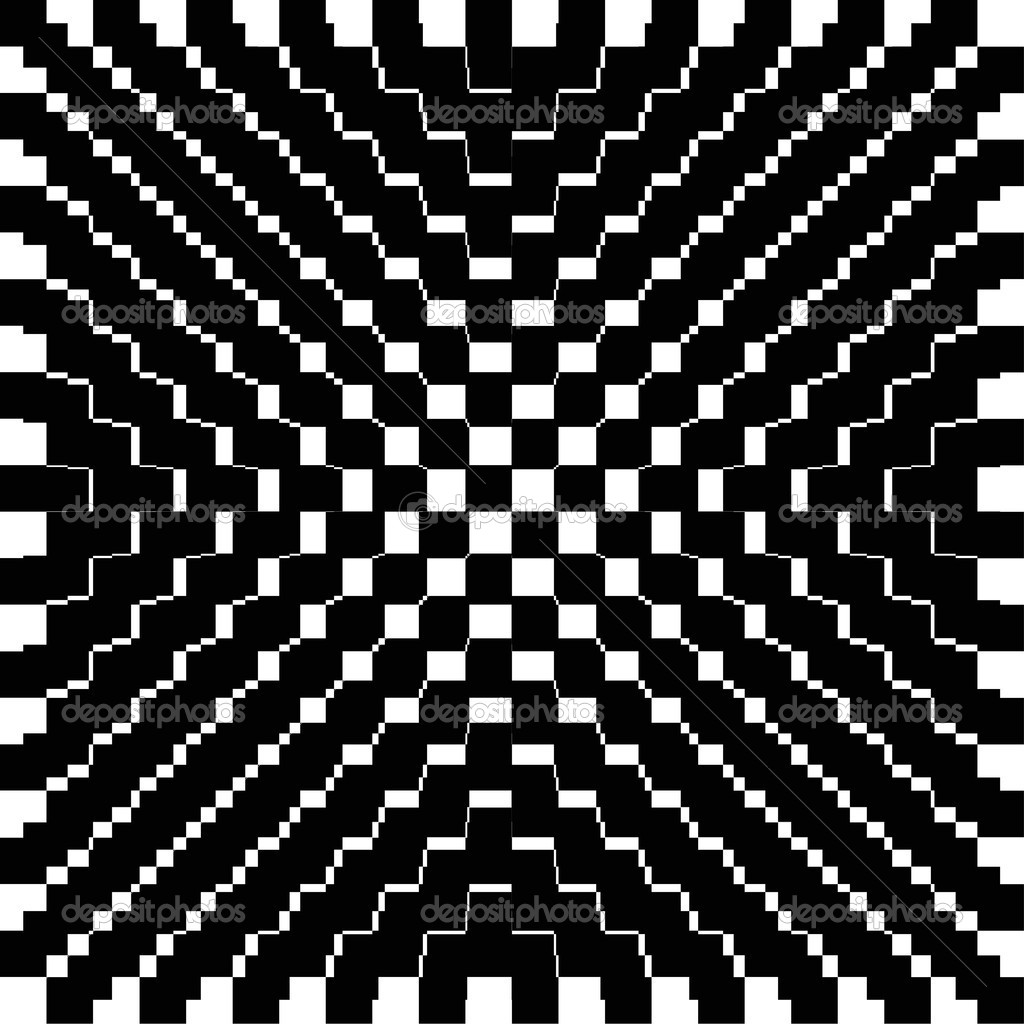 Checkered Pattern Black And White White Checkered Pattern