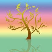 Art tree — Stock Photo