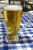 Glass of beer — Stockfoto