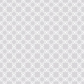 Seamless dots and checkered pattern — Stok Vektör