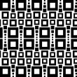 Seamless grid pattern — Stock vektor