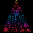 Christmas decoration — Image vectorielle