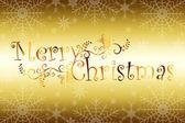Buon Natale — Vettoriale Stock