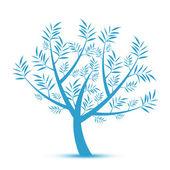 Sztuka drzewo — Wektor stockowy