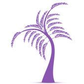 Art-trädet — Stockvektor