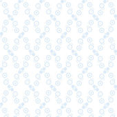 Seamless polka dots pattern — Stockvector